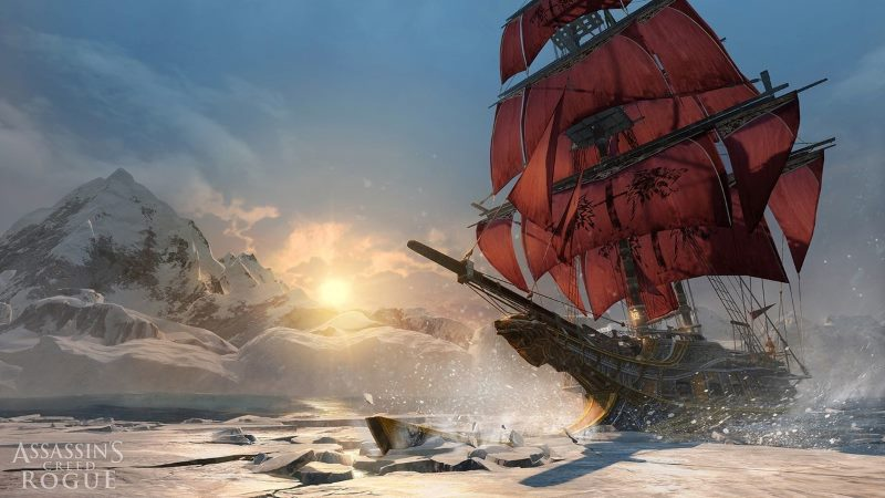 Assassin's Creed Rogue :: Ubisoft