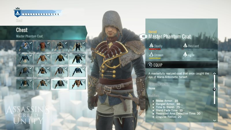 "Ubisoft ""Assassin's Creed Unity"""