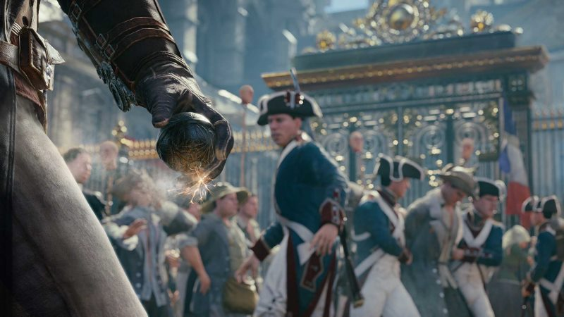 "Ubisoft ""Assassin's Creed Unity"""