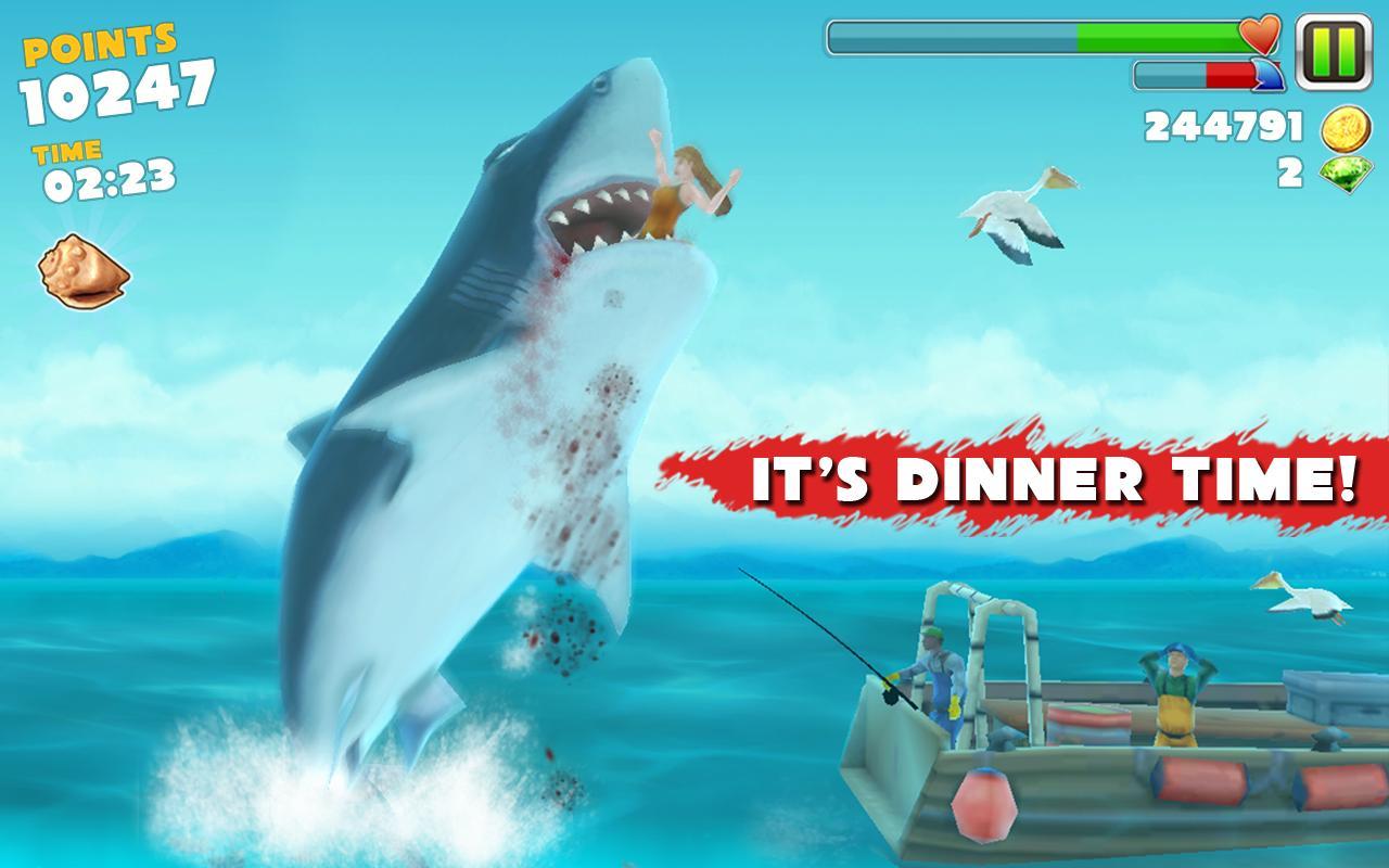 Hungry Shark :: Ubisoft