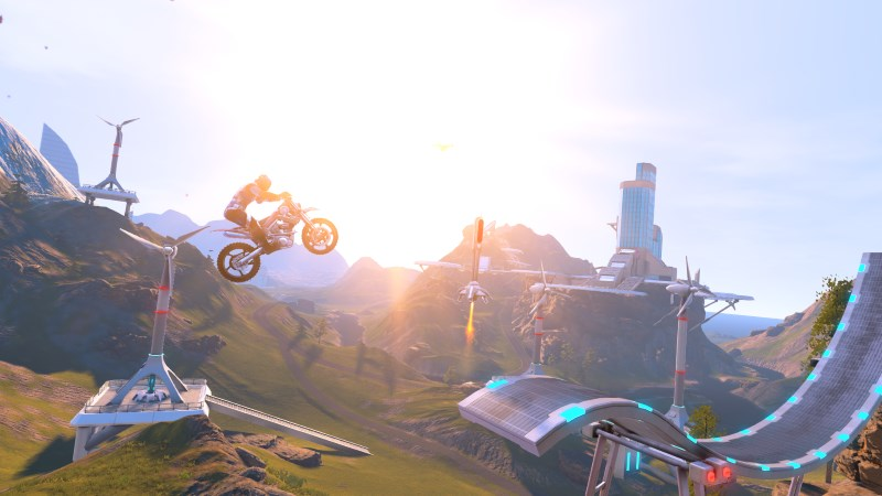 Trials Fusion :: Ubisoft
