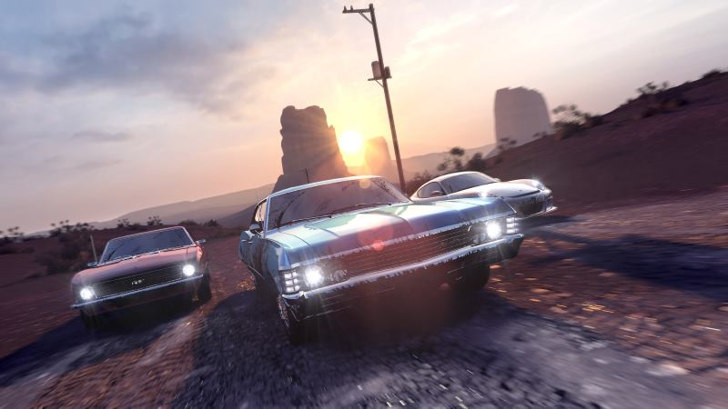 The Crew :: Ubisoft / Ivory Tower