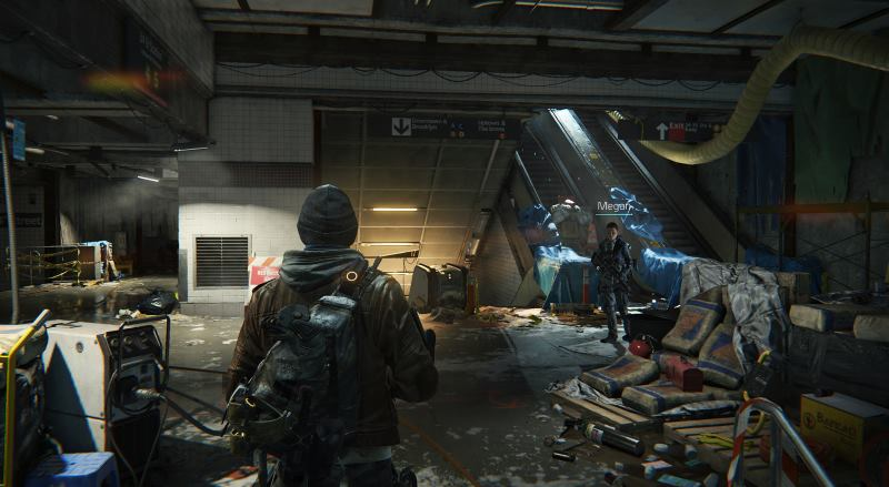 Tom Clancy's The division :: Ubisoft / Massive entertainment