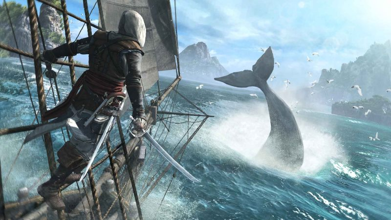 Assassin's Creed Black Flag .::. Ubisoft