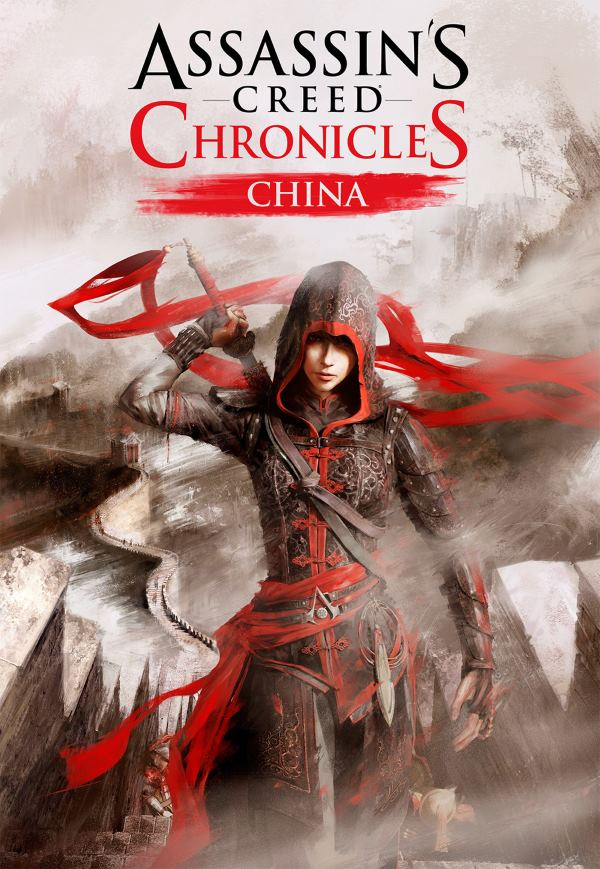 Jaquette Assassin's Creed Chroniscles : China