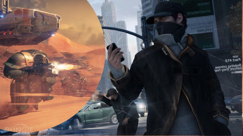 Destiny VS Watch_Dogs