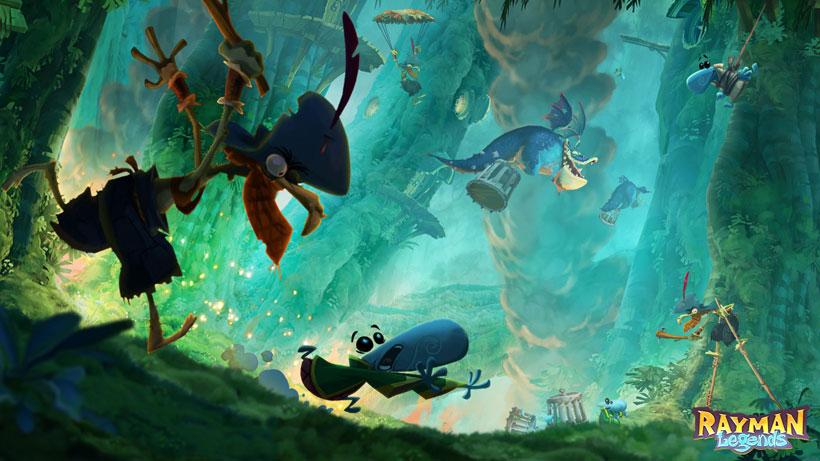 Rayman Legends .::. Ubisoft Montpellier