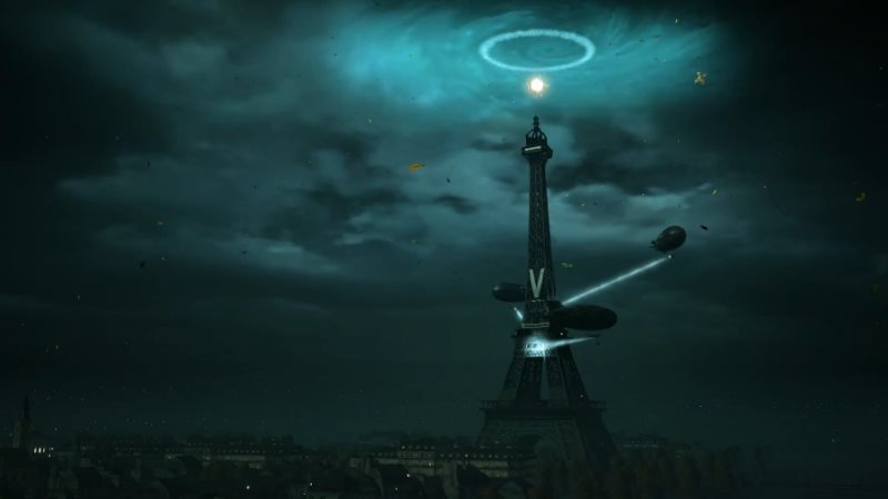 Tour Eiffel .::. Assassin's Creed Unity .::. Ubisoft Montreal