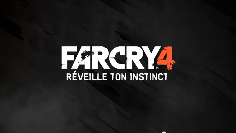 Far Cry 4 : reveil ton instinct