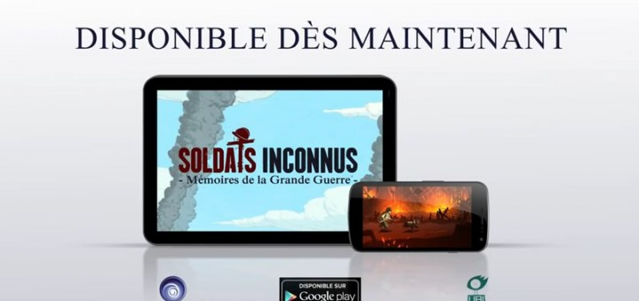 Soldats inconnus, mémoire de la grande guerre .::. Ubisoft montpellier, android