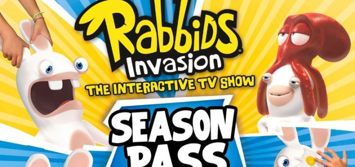 Lapins Cretins Invasion .::. Ubisoft Barcelona