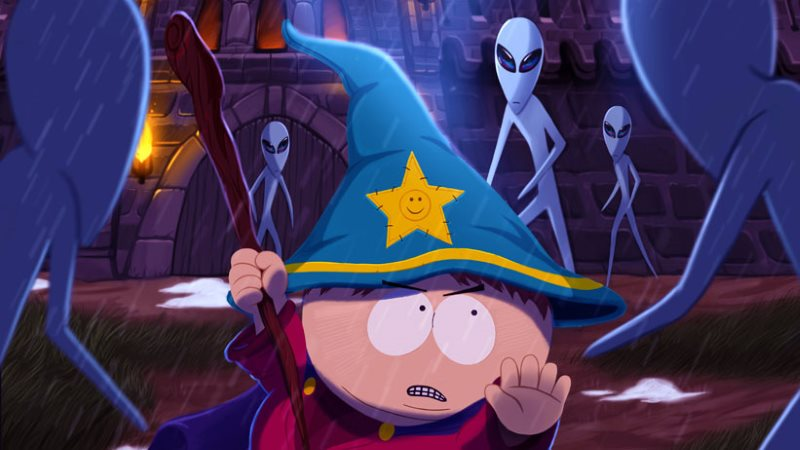 South Park, le bâton de vérité. Ubisoft / Obsidian Entertainment