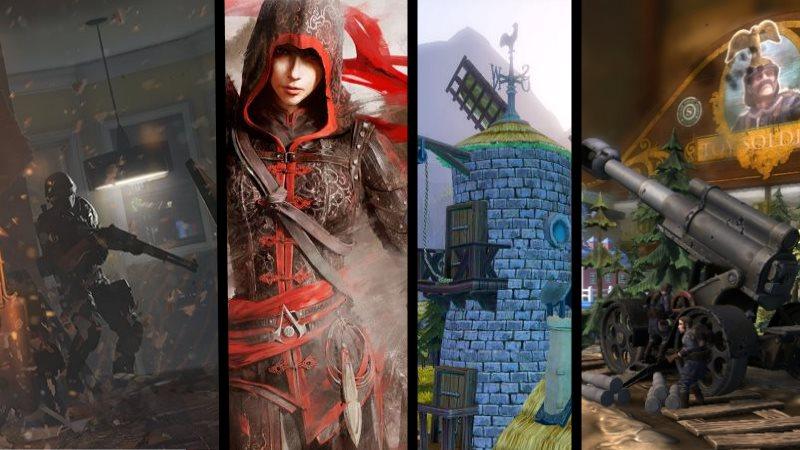 Quels titres Ubisoft pour 2015