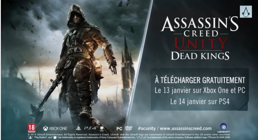 Assassin's Creed Unity - Dead Kings .::. Ubisoft