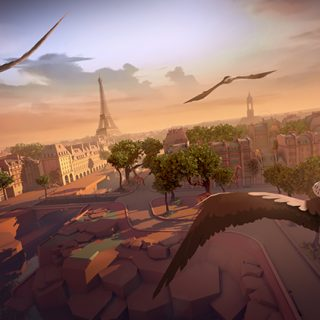 Eagle Fight VR :: Ubisoft