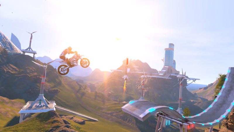 Trials Fusion :: Ubisoft