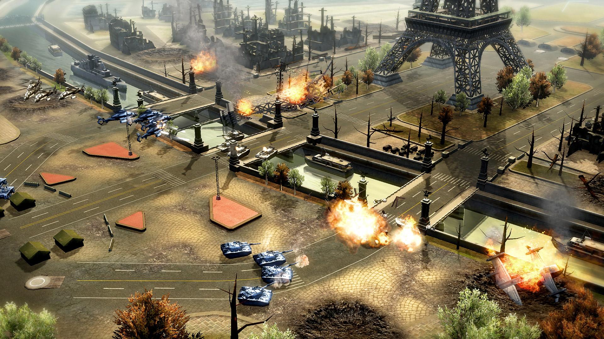 Endwar Online :: Ubisoft