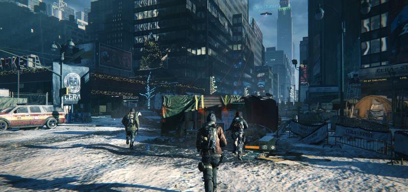 Tom Clancy's The division :: Ubisoft / Massive entertainment