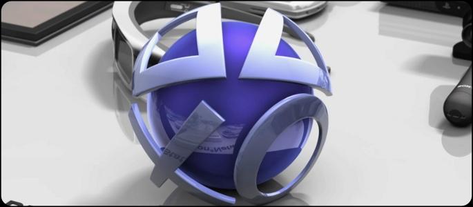 Logo Playstation Network .::. Sony Computer Entertainment