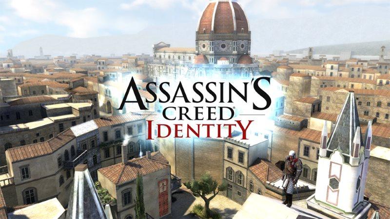 Assassin's Creed Identity logo :: Ubisoft / Bluebyte