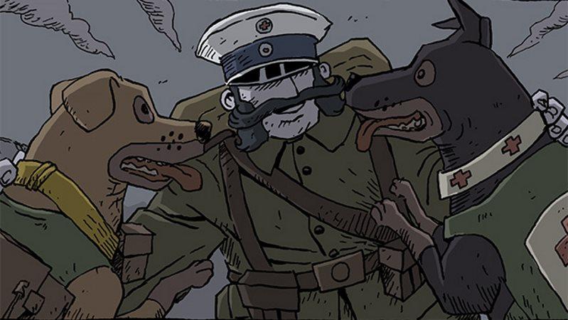 Soldats Inconnus : mémoire de la grande guerre .::. Ubisoft