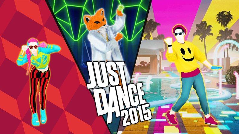Just Dance 2015 .::. Ubisoft
