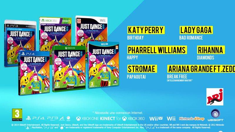 Just Dance 15 .::. Ubisoft