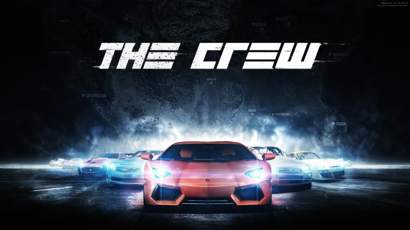 Crédit photo : The Crew :: Ubisoft / Ivory Towers logo