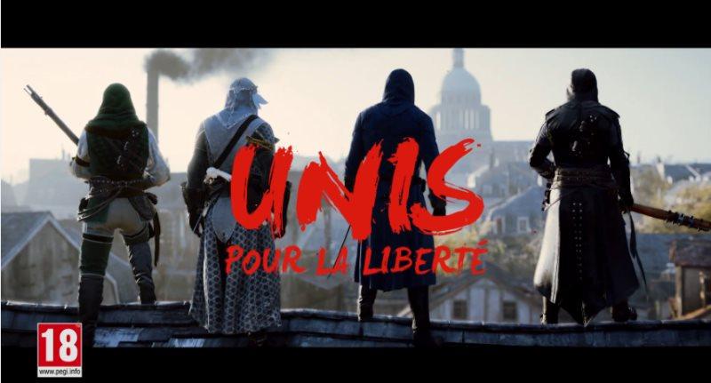 """Bande Annonce """"notre histoire"""" .::. Ubisoft Montreal"""