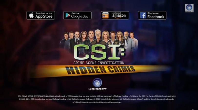 CSI : Hidden Crimes .::. Ubisoft Abu Dhabi
