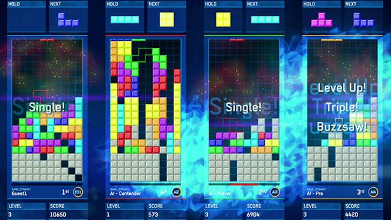 Tetris Ultimate :: Tetris Company