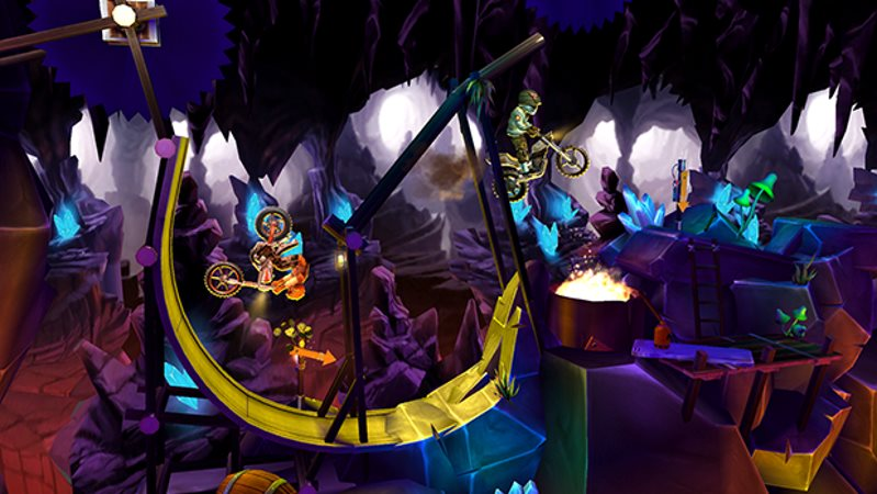 Trials Frontier - Redlynx, a Ubisoft studio