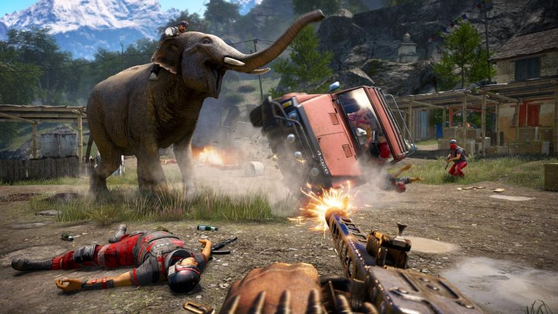Far Cry 4 - Ubisoft