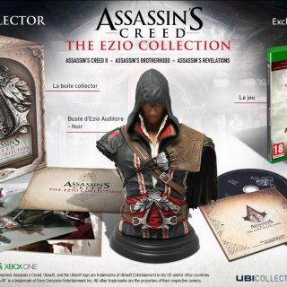 Assassin's Creed Ezio Collections