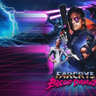 Far Cry Blood Dragon - Creation de fan